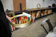 Bandsaw Blades cut and weld to your requirements in house